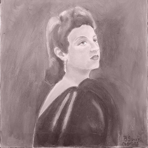 Imagem do compositor Berta Alves de Sousa (1906-1997)