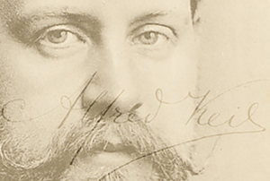 Picture for composer Alfredo Cristiano Keil (1850 - 1907)