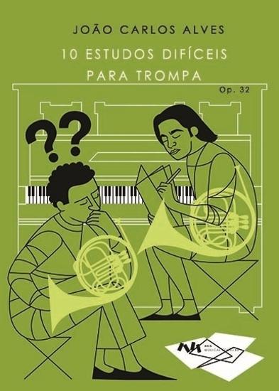 Picture of 10 Estudos difíceis para Trompa op.32