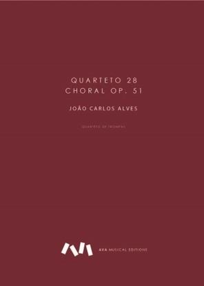 Imagem de Quarteto 28, op. 51