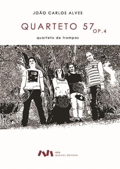 Picture of Quarteto 57, op. 4