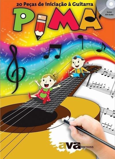 Picture of 20 Peças Iniciação à Guitarra
