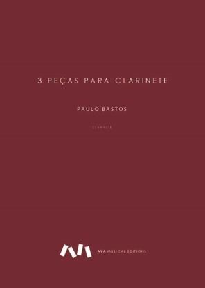 Picture of 3 Peças para Clarinete
