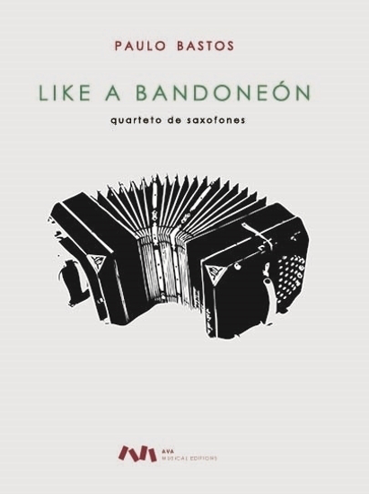 Picture of Like a Bandoneón