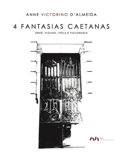 Picture of 4 Fantasias Caetanas