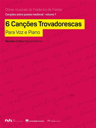 Picture of 6 Canções Trovadorescas