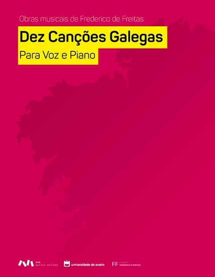 Picture of Dez Canções Galegas
