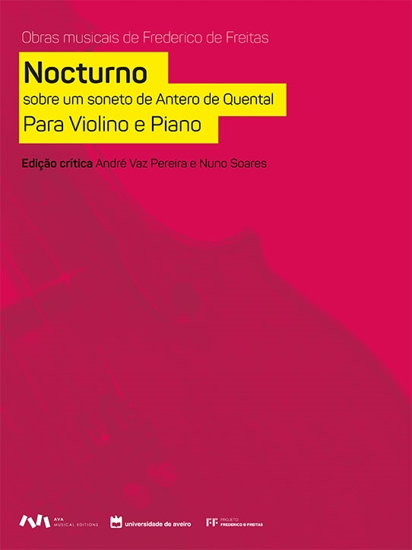 Picture of Nocturno para violino e piano