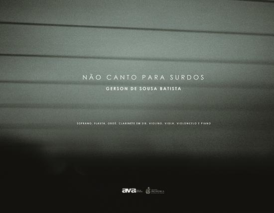 Picture of Não canto para surdos