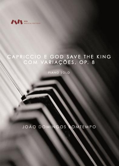 Imagem de Capriccio e God save the King com Variações, Op. 8