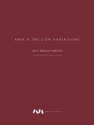 Picture of Aria a tre con variazione