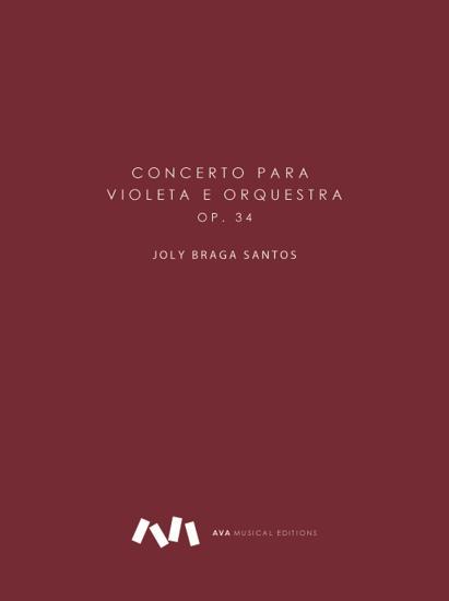 Picture of Concerto para Viola e Orquestra Op. 34