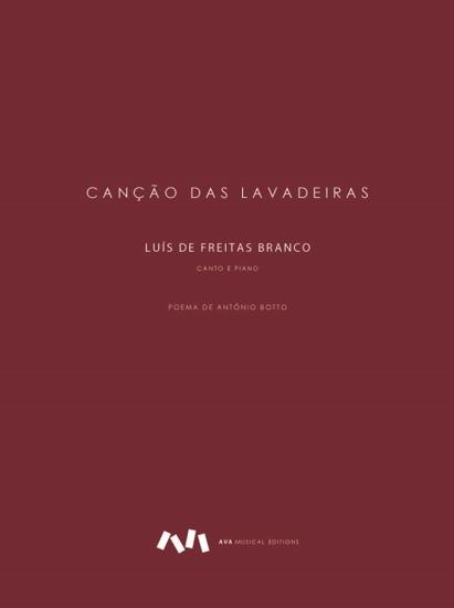 Imagem de Canção das Lavadeiras