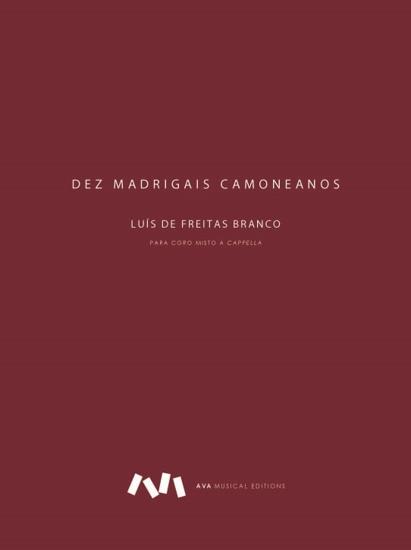 Imagem de Dez Madrigais Camoneanos
