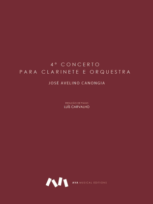 Picture of 4º Concerto para Clarinete e Orquestra