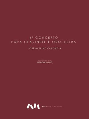 Imagem de 4º Concerto para Clarinete e Orquestra - Redução de piano