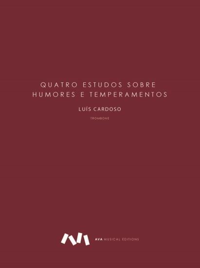 Imagem de Quatro estudos sobre humores e temperamentos
