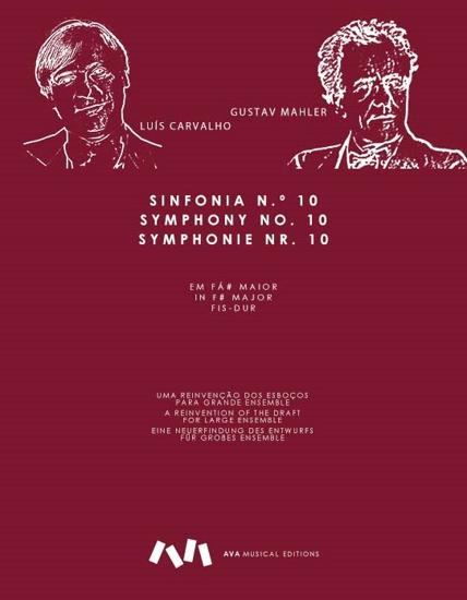 Imagem de SYMPHONY No.10, F# major, for large ensemble