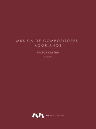 Picture of Música de Compositores Açorianos