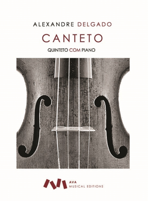 Picture of Canteto - Para Quinteto com Piano