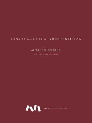 Imagem de Cinco Sonetos Quinhentistas