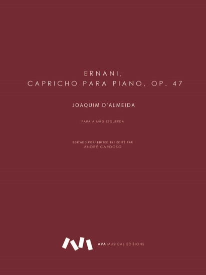 Picture of Ernani, Caprice op. 47