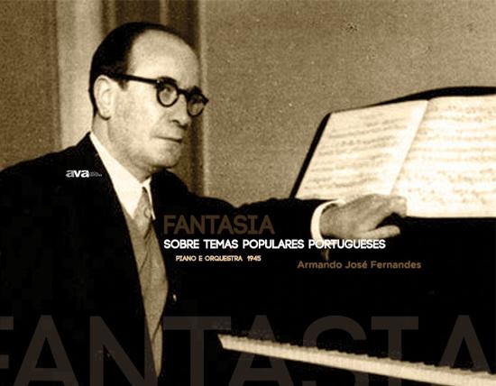 Picture of Fantasia sobre temas populares portugueses