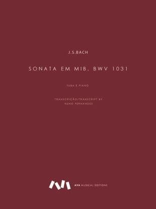 Imagem de Sonata em Mib, BWV 1031