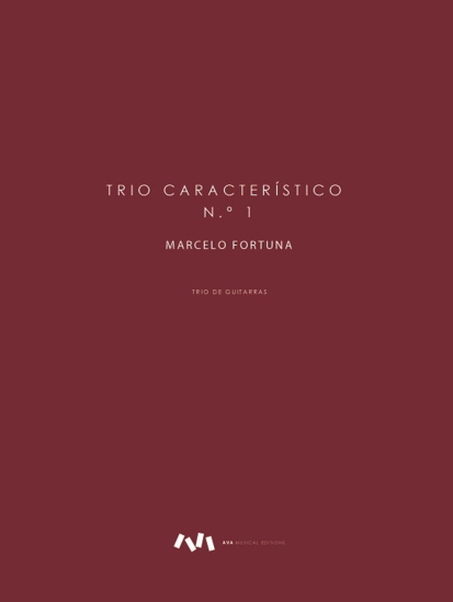 Picture of Trio característico n.º 1