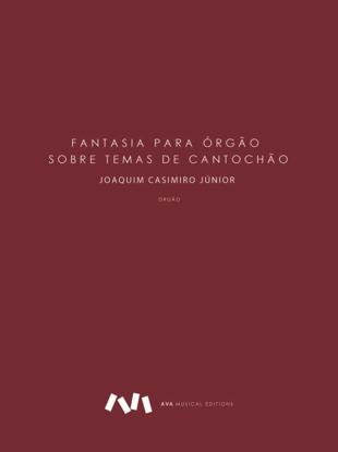 Picture of Fantasia para Órgão sobre temas de Cantochão