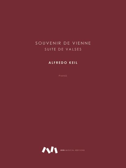 Imagem de Souvenir de Vienne - Suite de Valses