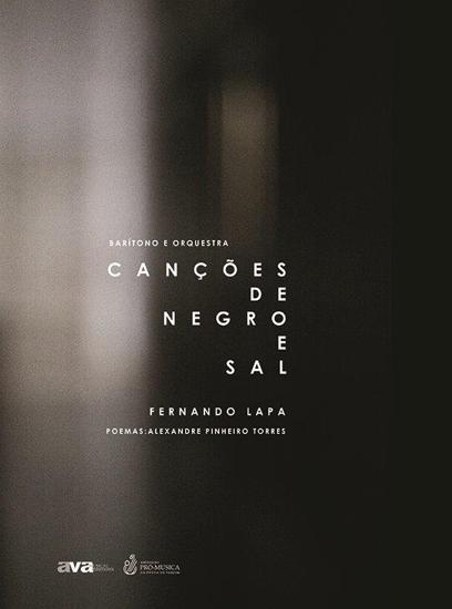 Picture of Canções de negro e de sal