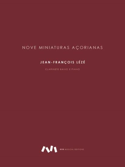 Picture of Nove miniaturas Açorianas
