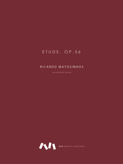 Picture of etude, op.56