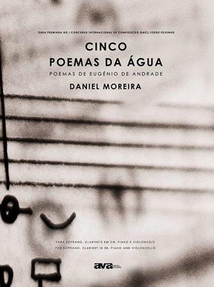 Picture of Cinco Poemas da Água