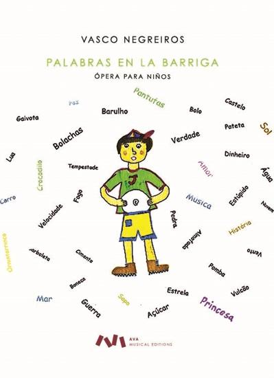 Picture of Palabras en la barriga