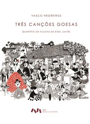 Picture of Três Canções Goesas
