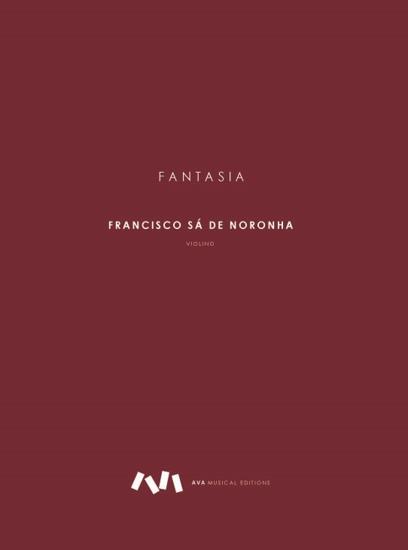 Picture of Fantasia para Violino solo