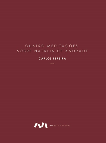 Imagem de Quatro Meditações Sobre Natália de Andrade