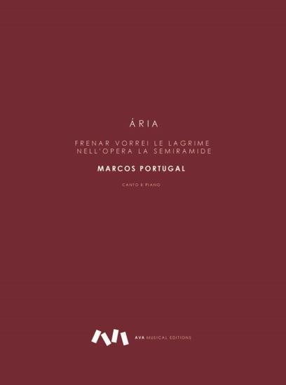 Imagem de Ária - Frenar vorrei le lagrime nell'Opera La Semiramide