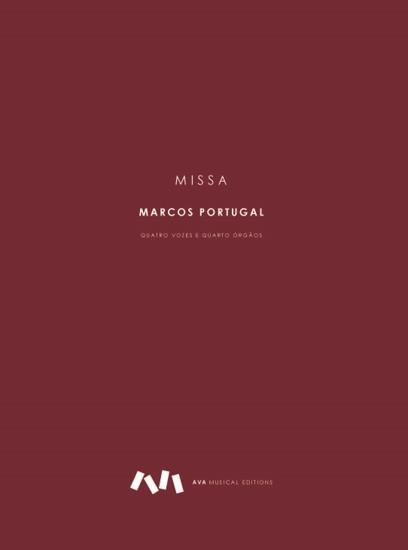 Picture of Missa a 4 Vozes e 4 Orgãos