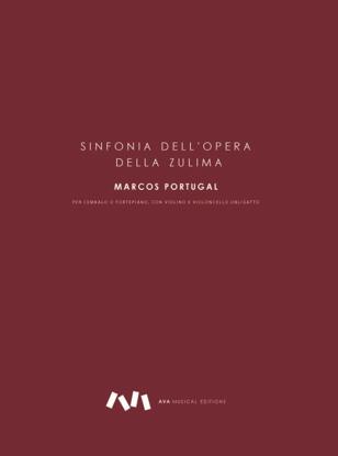 Imagem de Sinfonia dell'Opera della Zulima