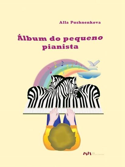 Imagem de Álbum do pequeno Pianista
