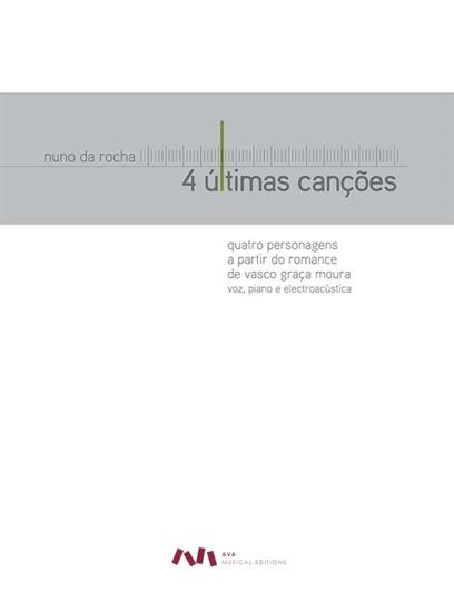 Picture of Quatro Últimas Canções