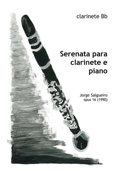 Imagem de Serenata para Clarinete e Piano