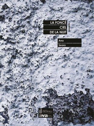 Picture of Le Foncé Ciel de La Nuit Glacée