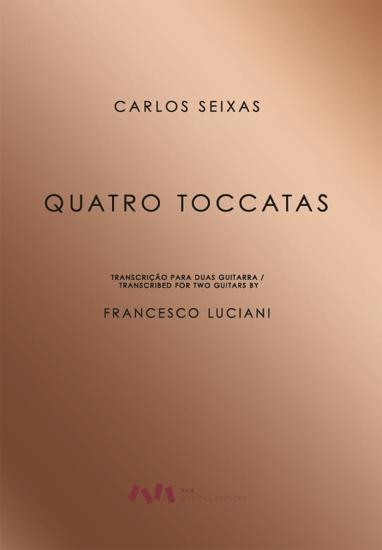 Imagem de Quatro Toccatas