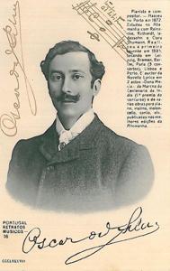 Picture for composer Óscar da Silva (1870-1958)