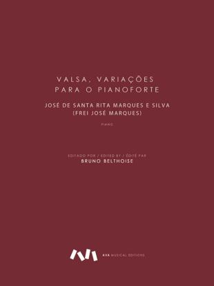 Imagem de Valsa, Variações para o Pianoforte