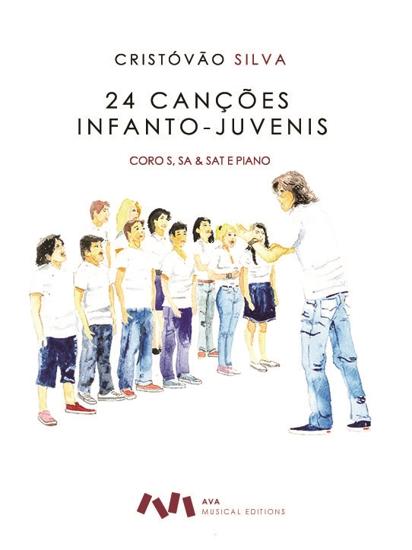 Imagem de 24 Canções Infanto-juvenis